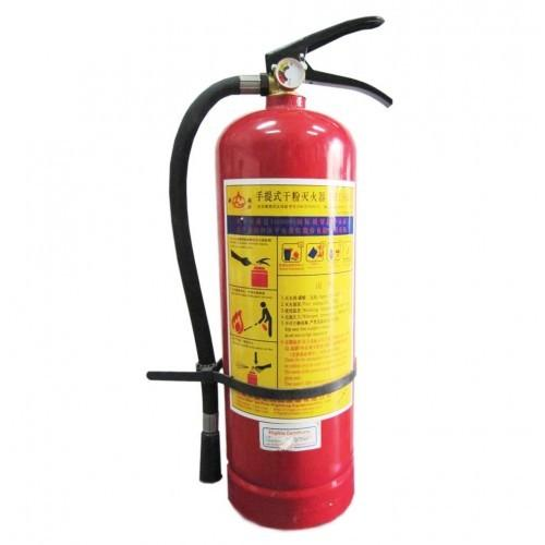 lợi ích khi sử dụng bình chữa cháy